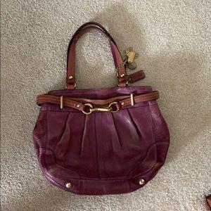 Women s Purple Coach Vintage Bag on Poshmark 79ff4dd3f4